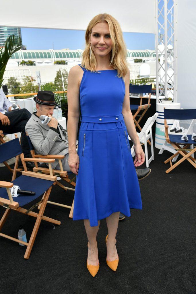 Rhea Seehorn In Shorts Pics