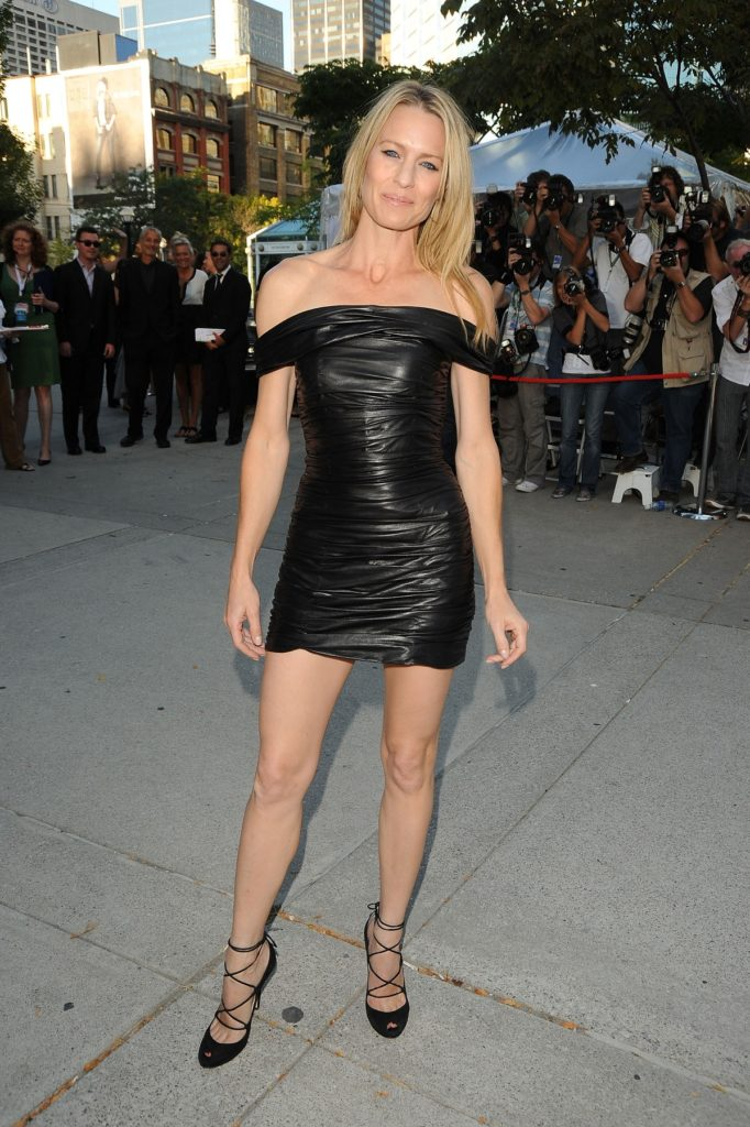 Robin Wright Feet Pictures