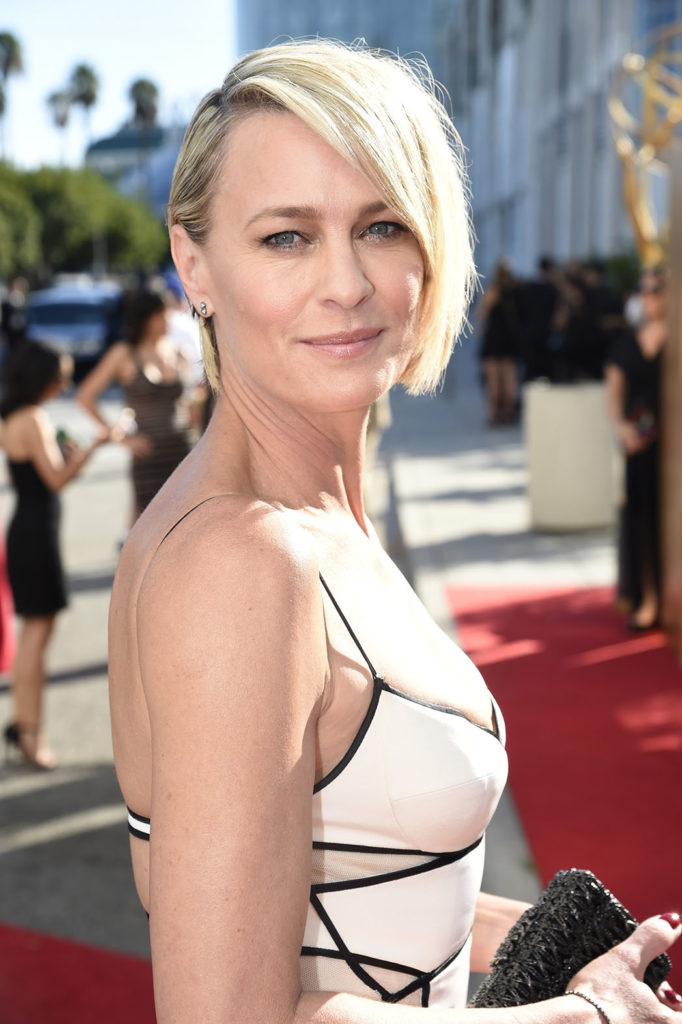 Robin Wright Muscles Pics