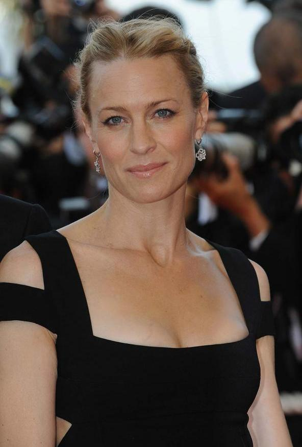 Robin Wright Topless Images