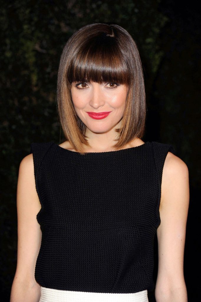 Rose Byrne Short Hair Pics