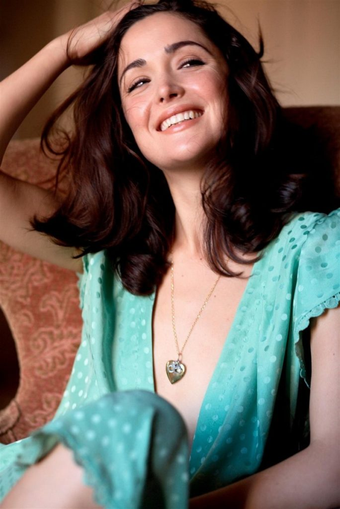 Rose Byrne Topless Photos