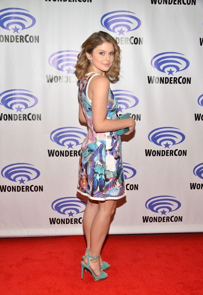 Rose McIver Oops Moment Images