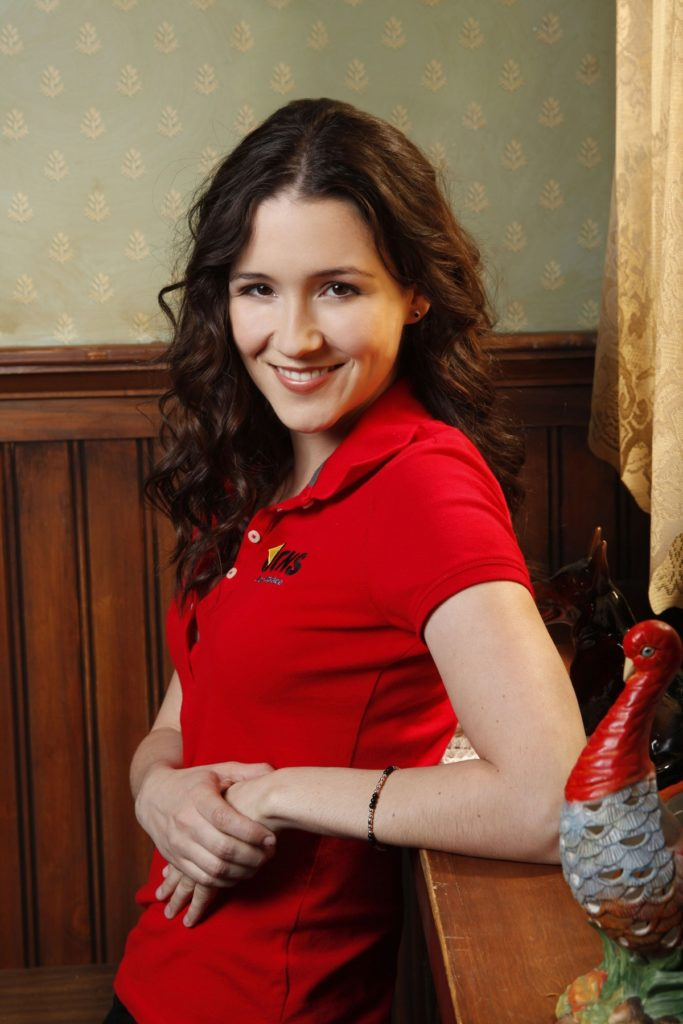 Shannon Woodward Cute Smile Images