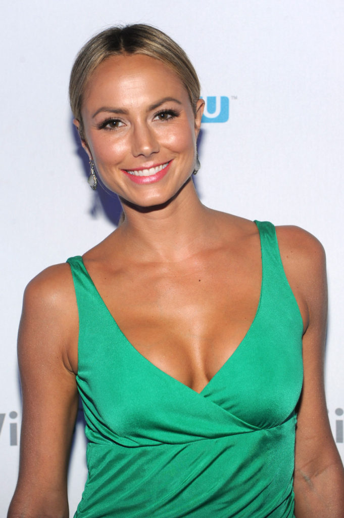 Stacy Keibler Boobs Wallpapers