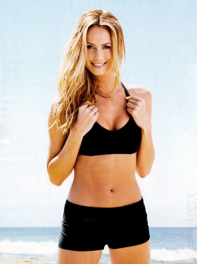 Stacy Keibler Bra Panty Wallpapers