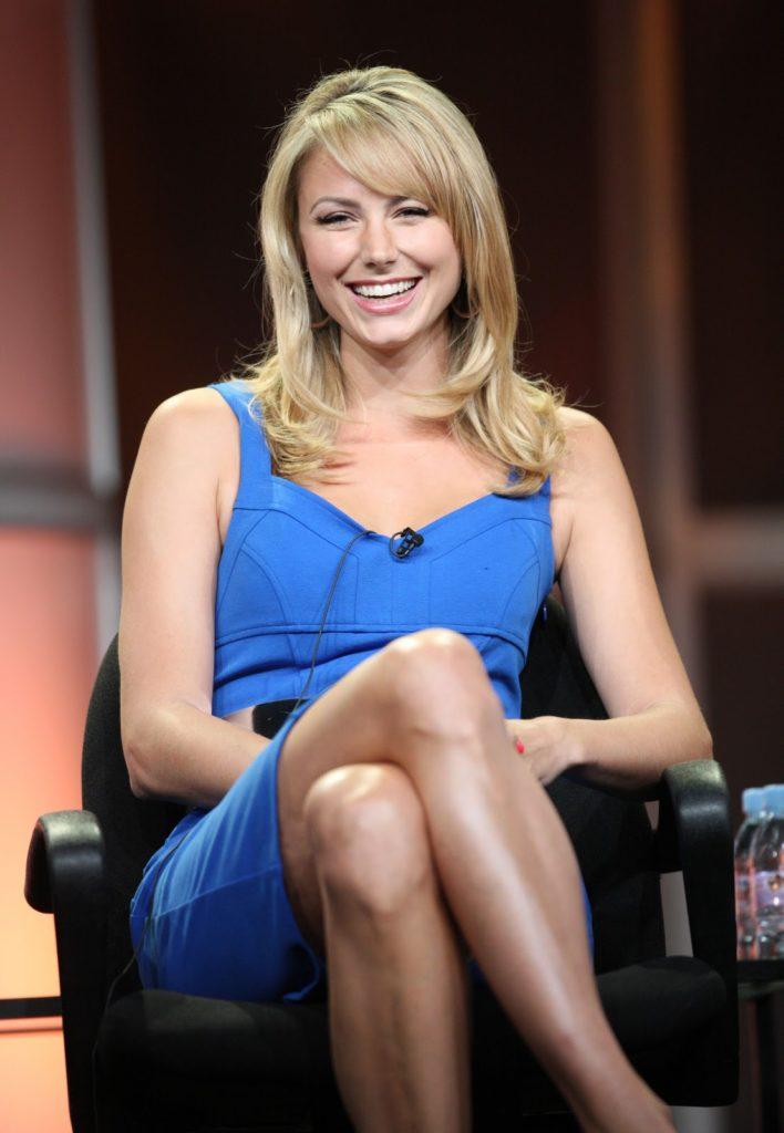 Stacy Keibler Legs Pics
