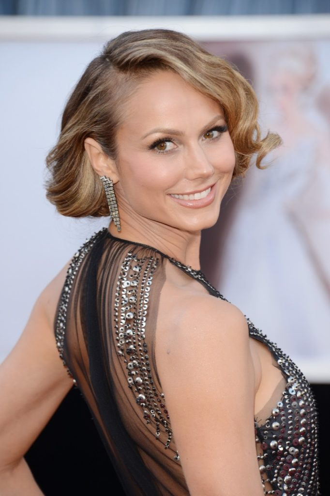 Stacy Keibler Muscles Images