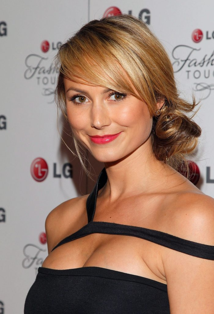 Stacy Keibler Oops Moment Pics