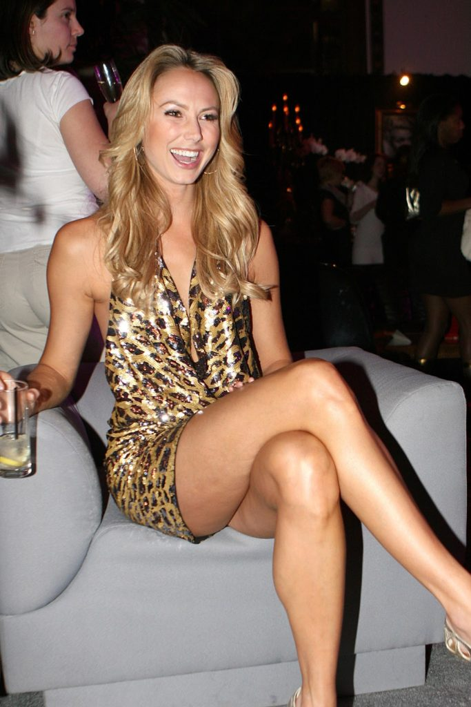 Stacy Keibler Thighs Pics