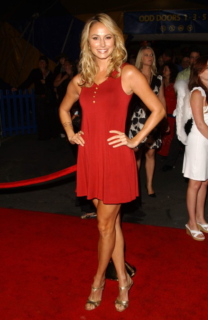 Stacy Keibler Body Images