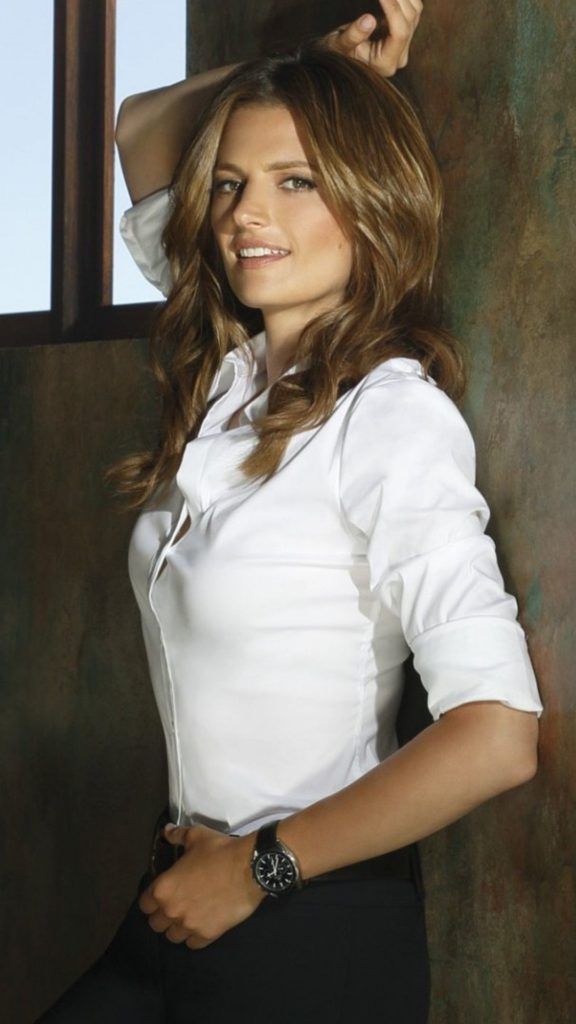 Stana Katic Sexy Pictures