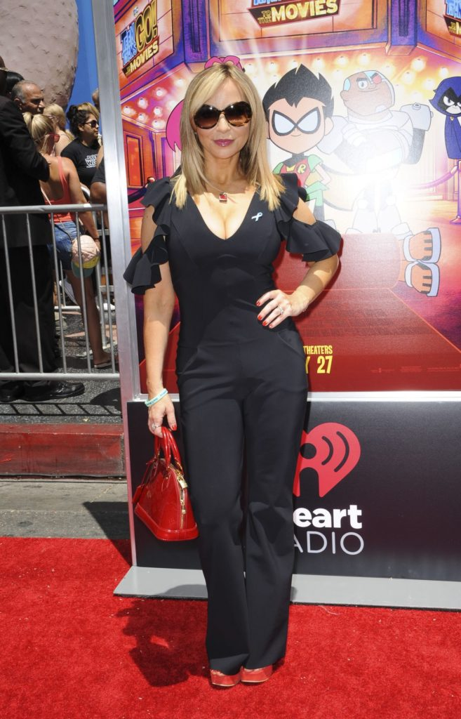 Tara Strong At Event Sexy Pics