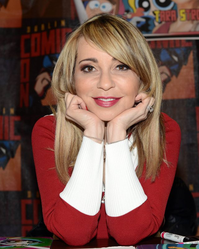 Tara Strong Cute Smile Pics
