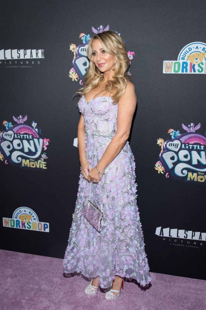 Tara Strong Feet Photos