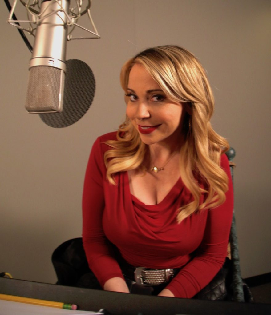 Tara Strong Photoshoot