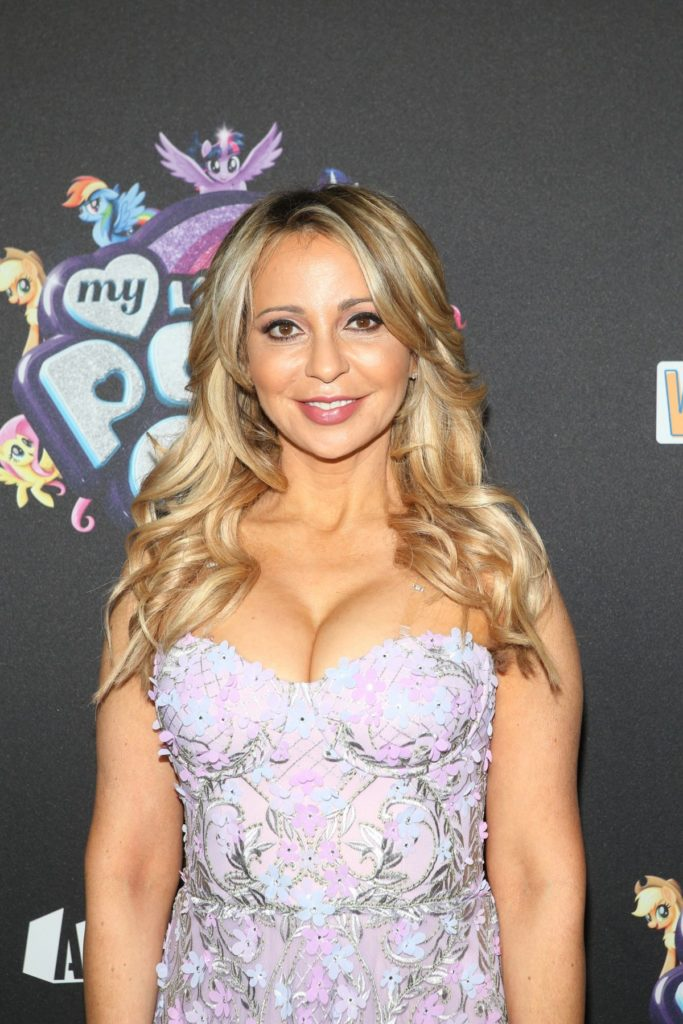 Tara Strong Topless Pictures