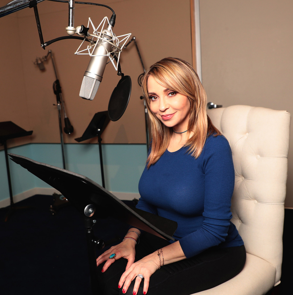 Tara Strong Workout Pics