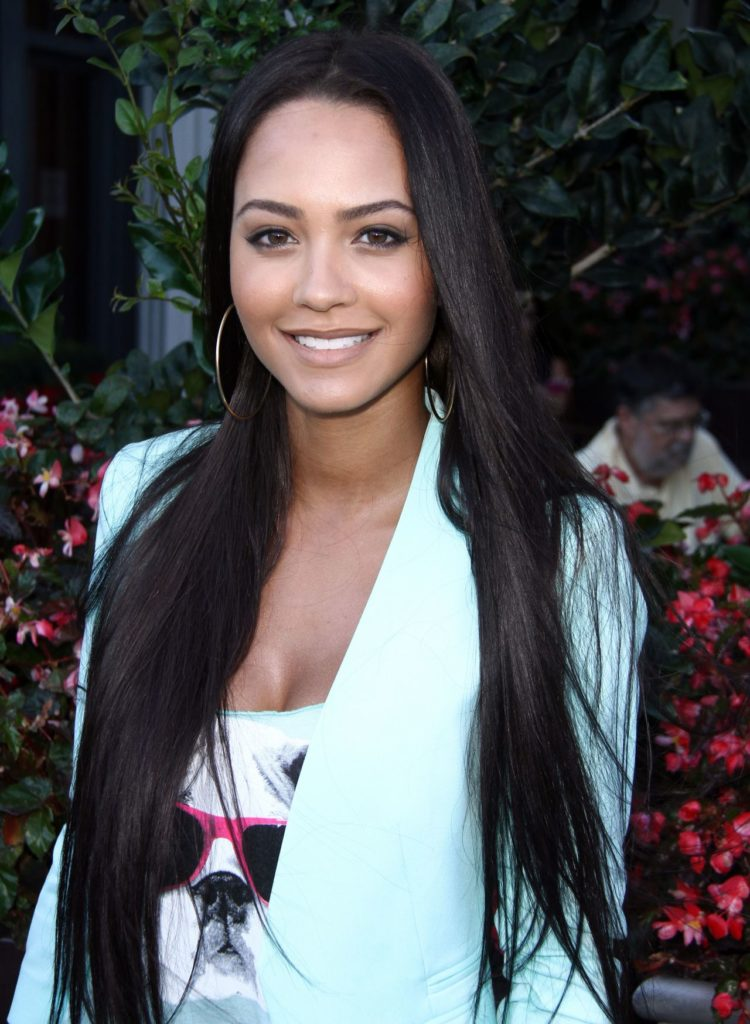 Tristin Mays Sexy smile Images